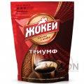 Кофе растворимый ЖОКЕЙ ТРИУМФ 280+120 г.