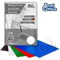 Обложки для переплета картонные глянцевые ProfiOffice