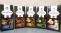 Premium Ciocolata  Les Emotions:  Орехи глазированные в молочном шоколаде 125 гр