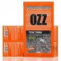OZZ Пластины против комаров 10шт 1/50 (Ultra / orange)