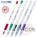 Ручка масляная ECONOMIX ICEBERG 0,7 мм