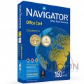Бумага А4 NAVIGATOR OFFICE CARD 160 g/m2