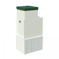 Установка доочистки хозяйственно-бытовых сточных вод Циклон 3