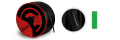 Bandă caplară PowerDrip 16mm, 6mil, 20cm, 2.2l/h 2500m