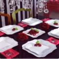 Блюдо белое,тарелки в Кишиневе