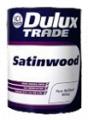 Dulux Trade Satinwood - Эмаль по металлу и дереву.