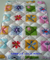 Blankets nurseries quilted, size 105kh145sm.