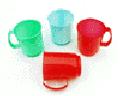 Пластмассовые кружки