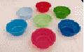 Пластмассовые тарелки