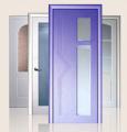 Крашенные межкомнатные двери