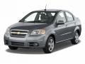Автомобили Шевроле Chevrolet Aveo cедан LT