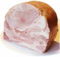 Ham cooked smoked