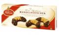 Печенье марципановое с миндалем и черным шоколадом