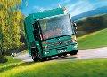 Truck of Mercedes-Benz Econic