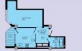 Компактные 1-комнатные квартиры от Novastar
