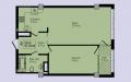 Квартиры двух комнатные от Novastar