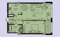 Квартиры двух комнатные Noviconsvit, SRL