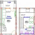 Одно-комнатная квартира 26M/AI12