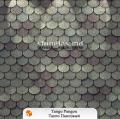 Tigla flexibila din seria Classic - model Tango Pangou