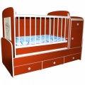 Crib of Bambini COMFORT PLUS
