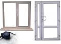 Окна и двери на заказ ПВХ