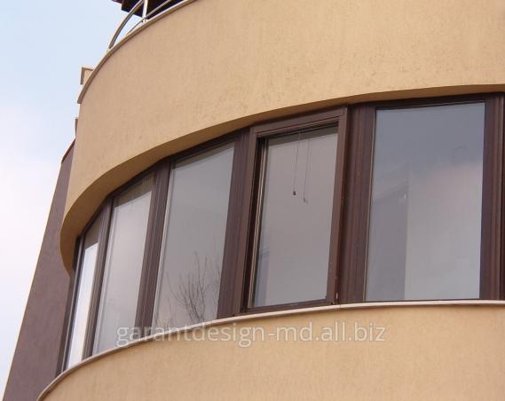 Проектирование, изготовление, монтаж стеклянных конструкций