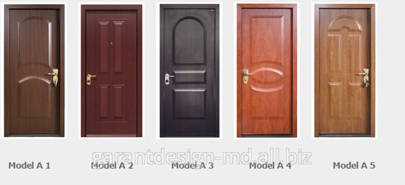Изготовление дверей под заказ в Молдове