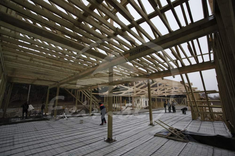 价格木材建筑 建设服务