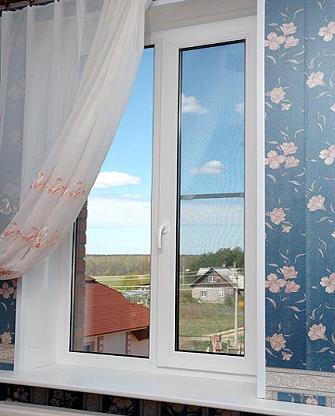 Întreţinerea ferestrelor steclopachet,PVC!