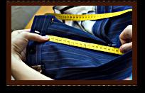 Наша компания предлагает ремонт и корректировку  (подгонку)  любой одежды широчайшего спектра!