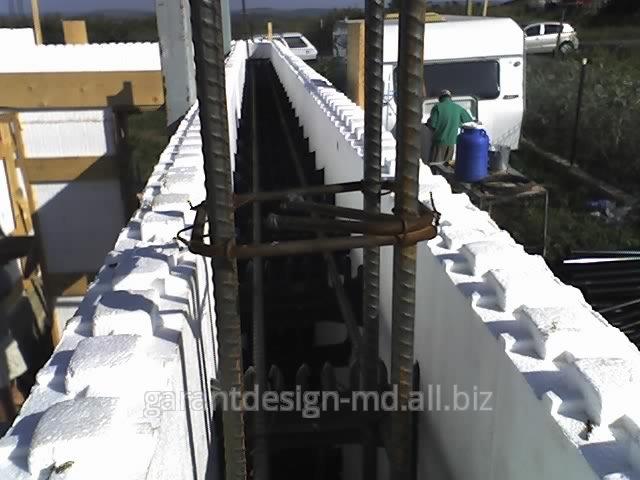 Comanda Construcţia de case din termoblocuri
