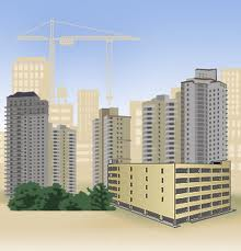 Order Construction of buildings
