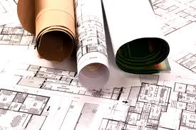 Die Projektierung der Häuser