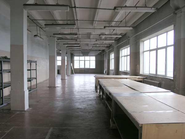 Заказать Сдача складских и производственных помещений в аренду