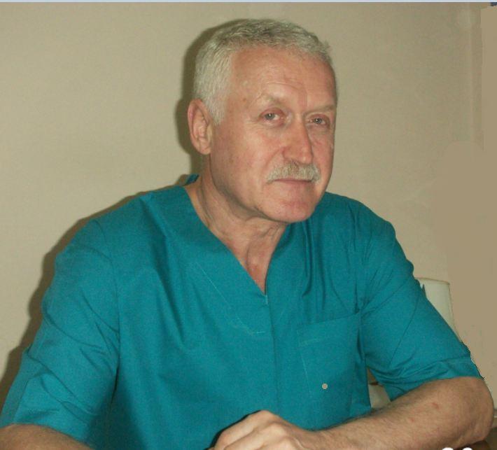 Врач-хирург  Иванов Георгий Христофорович, офтальмолог, доктор медицины