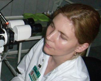 Врач-офтальмолазер хирург высшей квалификационной категории, доктор медицины в Кишиневе