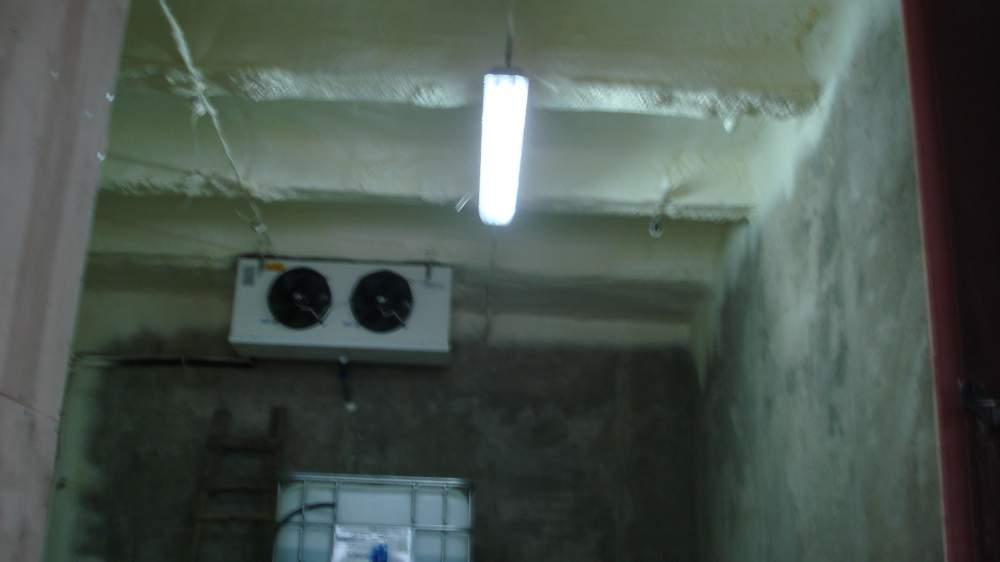 Заказать Термоизоляция промыщленных холодильников