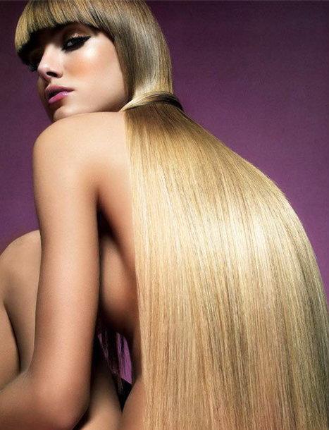Заказать Наращивание волос - шелковистый водопад