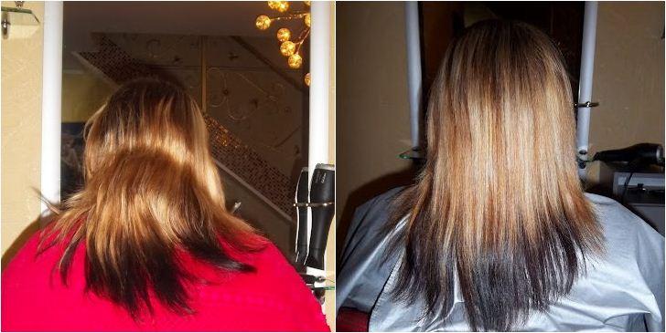 Заказать Выпрямление волос