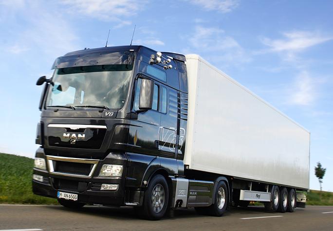 Заказать Международные грузоперевозки автомобильным транспортом