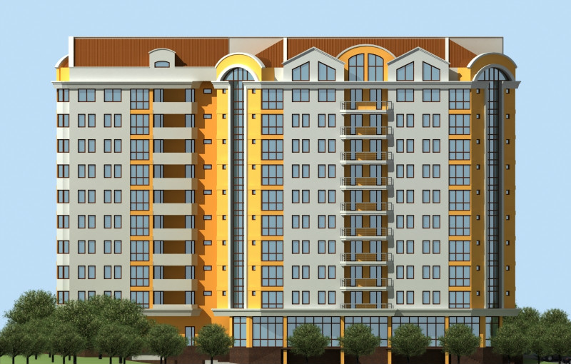 Order Sale of apartments in new buildings