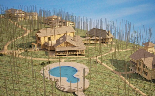 Order Construction of houses from a tree