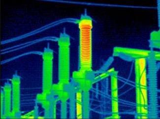 Заказать Тепловизионный контроль электроустановок