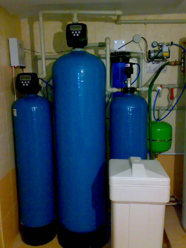 Comanda Montare de sisteme de tratare de apa