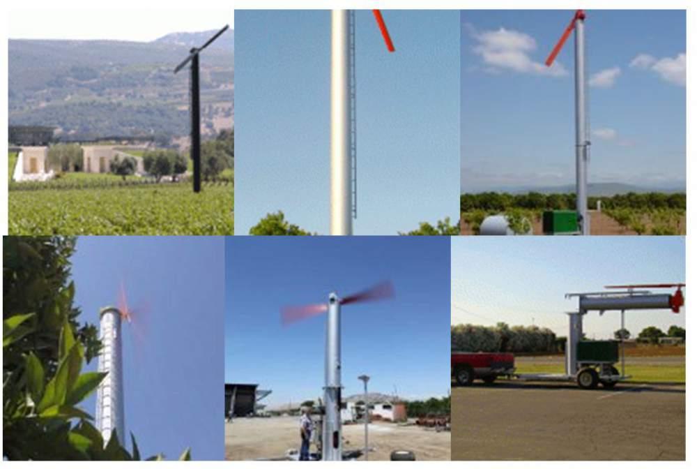 Ветровые машины