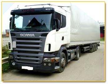 Заказать Перевозка грузов международные