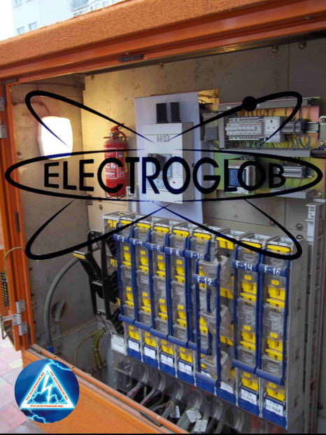 Order Electric installation work