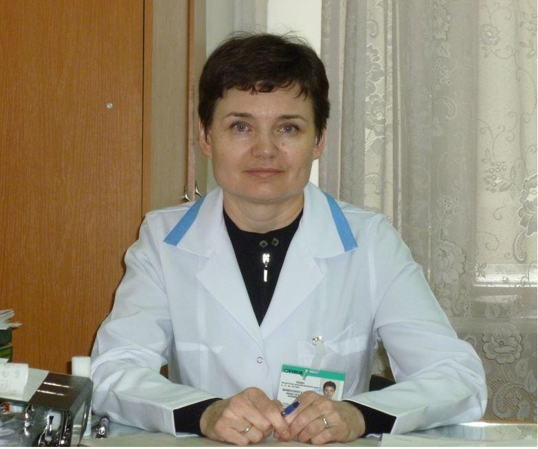 Врач - офтальмолог высшей категории