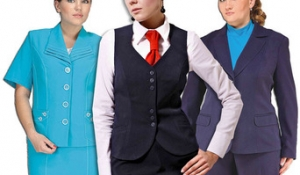 Tailoring of corporate clothes
