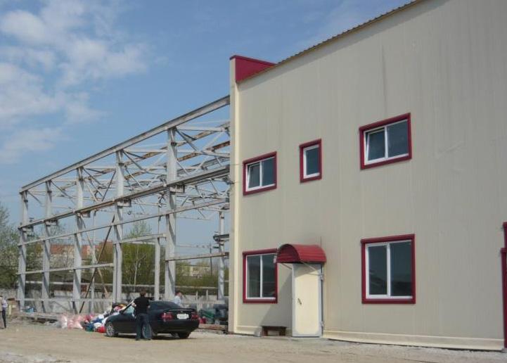 Заказать Изготовление металлоконструкций,каркасных сооружений,быстро взводимые здания Кишинев,Молдова